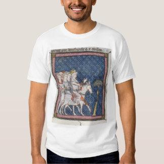 Louis VII Rides to Antioch Shirt