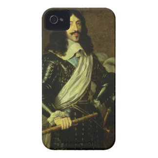 Louis XIII (1601-43) (oil on canvas) Case-Mate iPhone 4 Cases