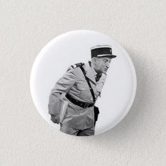 louis XIV 1 Inch Round Button