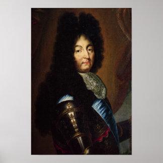 Louis XIV 2 Poster