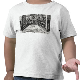 Louis XIV  administering justice Tee Shirt