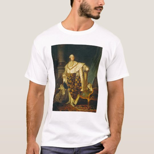 Louis XVI  King of France in Coronation Robes T-Shirt