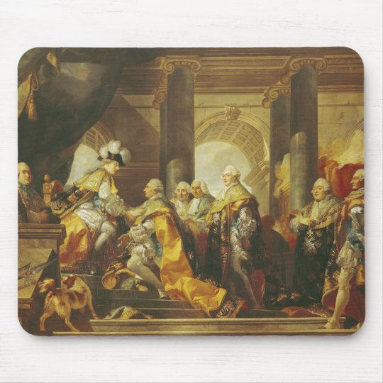 Louis XVI  King of France Mouse Pad