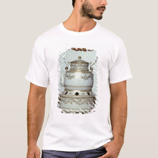 Louis XVI porcelain kettle and stand made in T-Shirt