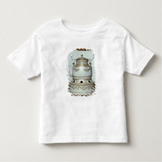 Louis XVI porcelain kettle and stand made in Tee Shirts