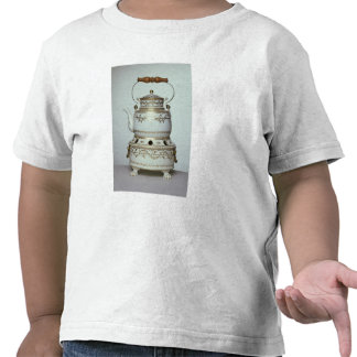 Louis XVI porcelain kettle and stand made in Tee Shirt