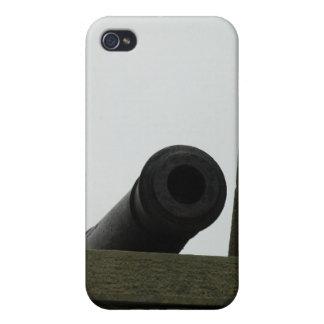 Louisbourg Canon iPhone 4 Case