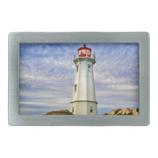 Louisbourg Lighthouse Belt Buckle