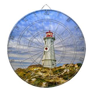 Louisbourg Lighthouse Dartboard