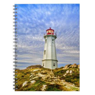 Louisbourg Lighthouse Notebooks