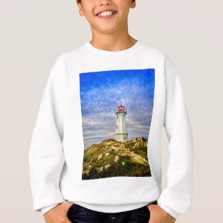 Louisbourg Lighthouse Sweatshirt