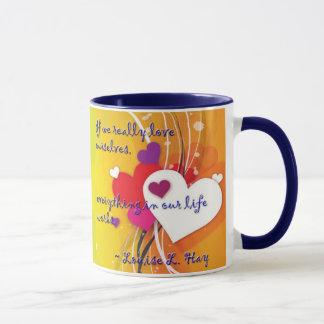 Louise L.Hay mug
