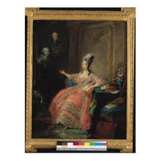 Louise Marie Josephine of Savoy Postcard