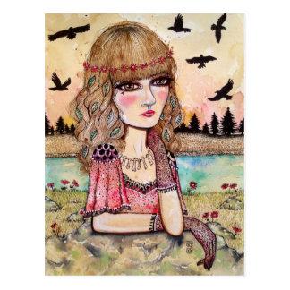Louise Postcard