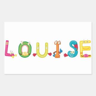 Louise Sticker