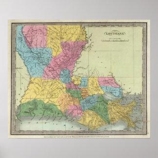 Louisiana 9 poster
