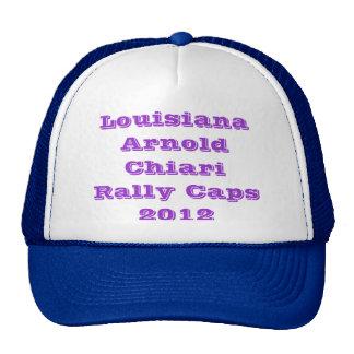 Louisiana Arnold Chiari Rally Caps2011 Trucker Hat