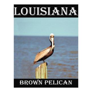 Louisiana Brown Pelican 4.jpg Letterhead Template