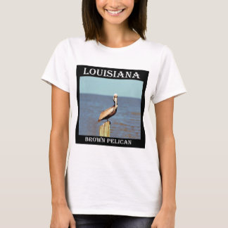 Louisiana Brown Pelican 4.jpg T-Shirt