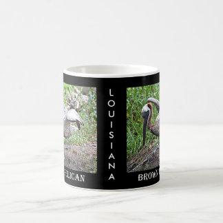 Louisiana Brown Pelican Coffee Mug