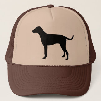 Louisiana Catahoula Leopard Dog Trucker Hat