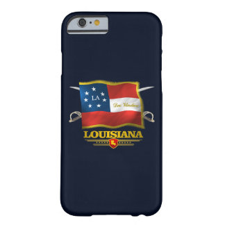 Louisiana (Deo Vindice) Barely There iPhone 6 Case