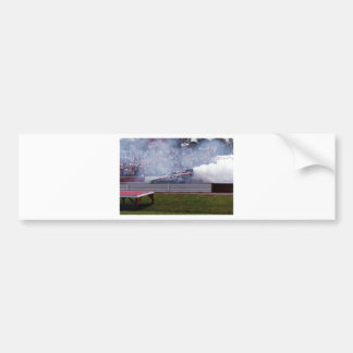Louisiana Drag Racing Bumper Sticker