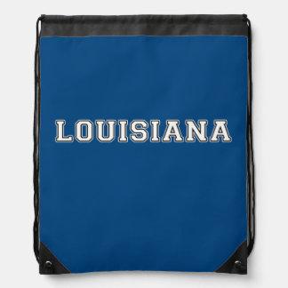 Louisiana Drawstring Bag