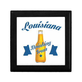 Louisiana Drinking team Gift Box