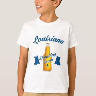 Louisiana Drinking team T-Shirt