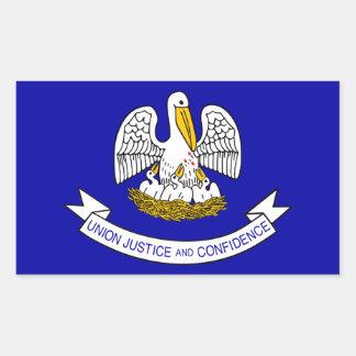 Louisiana Flag Sticker