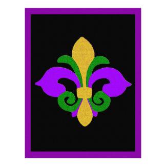 Louisiana Fleur de lis (Mardi Gras).jpg Letterhead