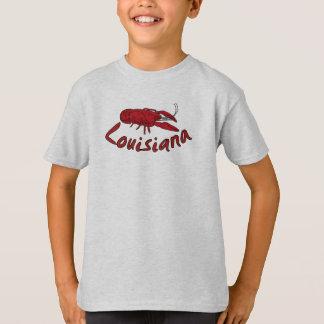 Louisiana Kid's T- Shirt