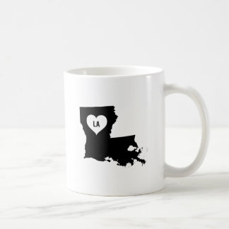Louisiana Love Coffee Mug