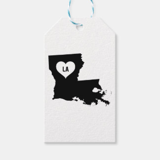 Louisiana Love Gift Tags