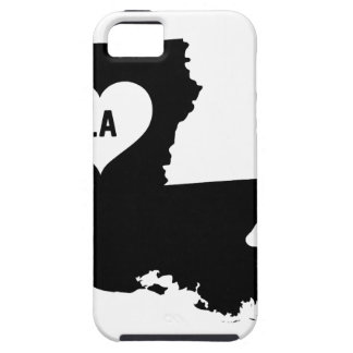 Louisiana Love iPhone 5 Cover