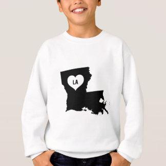 Louisiana Love Sweatshirt