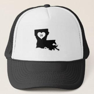 Louisiana Love Trucker Hat
