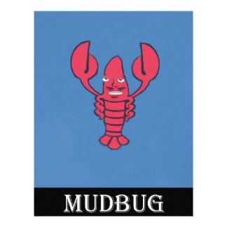 Louisiana Mudbug 1.jpg Letterhead Design