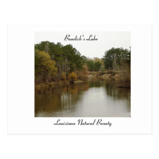 Louisiana Natural Beauty Postcard