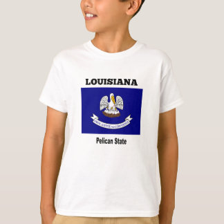 Louisiana, Pelican State T-Shirt