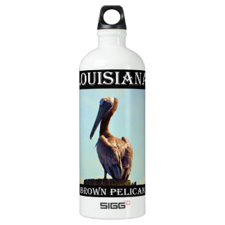 Louisiana Pelican Water Bottle
