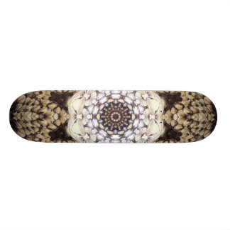 louisiana pine snake artwork skateboard