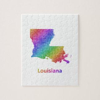 Louisiana Puzzle
