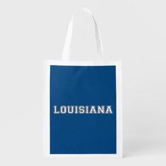 Louisiana Reusable Grocery Bag