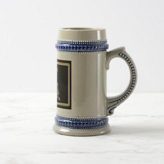 Louisiana Rig Up Camo Beer Stein
