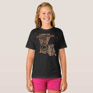 LOUISIANA RIG UP CAMO T-Shirt