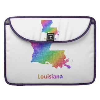 Louisiana Sleeves For MacBook Pro