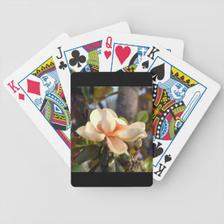 Louisiana Southern Magnolia Bicycle Playing Cards