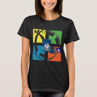 LOUISIANA STATE MOTTO GEOCACHER T-Shirt